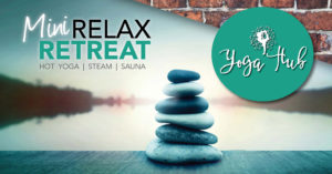 Mini Relax Retreat, Townsville Yoga Hub, Yoga Studio