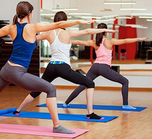 new spring timetable hot vinyasa flow  townsville yoga hub