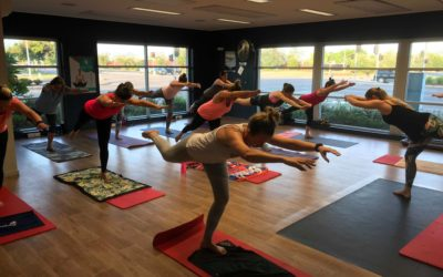 New Class in our Programme: BBB Burn Booty Barre
